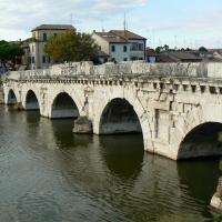Ponte di Tiberio Rimini 2 - Paperoastro - Rimini (RN)