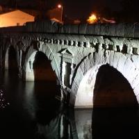 Rimini - ponte di Tiberio - Mauphoto - Rimini (RN)