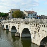 Ponte di Tiberio Rimini 1 - Paperoastro - Rimini (RN)
