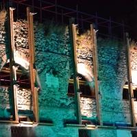 Luci sul Galli - pareti laterali - Maxy.champ - Rimini (RN)