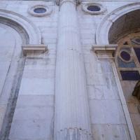Colonna facciata - Tempio Malatestiano - Opi1010 - Rimini (RN)