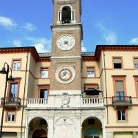 Torre dell'orologio Rimini - Paperoastro - Rimini (RN)