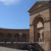 Loggiato - Mondaino 6 - Diego Baglieri - Mondaino (RN)