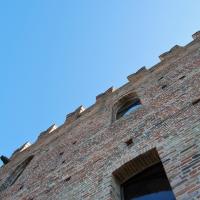 Particolare della Rocca - Chiari86 - Mondaino (RN)