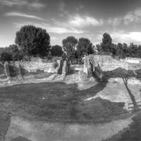 Il teatro della storia B&W - GianlucaMoretti - Rimini (RN)