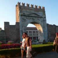 Arco di Augusto 2 - Rimini - RatMan1234 - Rimini (RN)
