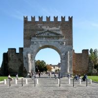 03 arco d'augusto 0412 - Emilio Salvatori - Rimini (RN)