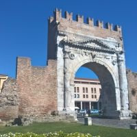 Arco di Augusto, Rimini (RN) - Mandu87 - Rimini (RN)