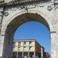 ARCO DI AUGUSTO1 (RIMINI) - Gabry1612 - Rimini (RN)