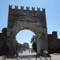 ARCO DI AUGUSTO (RIMINI) - Gabry1612 - Rimini (RN)