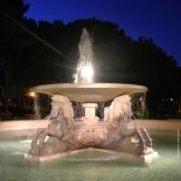 Wikilovesmonuments2016 - fontana dei quattro cavalli - Emilio Salvatori - Rimini (RN)