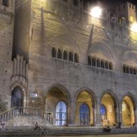 Palazzo dell'Arengo in notturna - GianlucaMoretti - Rimini (RN)