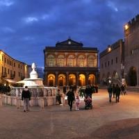 08 b piazza cavour pan 301 - Emilio Salvatori - Rimini (RN)
