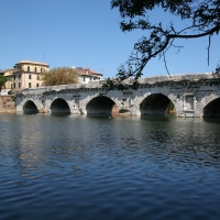 Wikilovesmonuments2016 - ponte di tiberio - Emilio Salvatori - Rimini (RN)