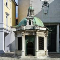 Wikilovesmonuments2016 - piazza tre martiri - tempietto - Emilio Salvatori - Rimini (RN)
