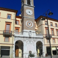 Torre dell'orologio, Rimini - Fringio - Rimini (RN)