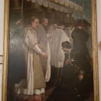 Guido Cagnacci. Processione del Santissimo Sacramento - Marco Musmeci - Saludecio (RN)