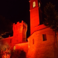 Saludecio.. in luce rossa - Marco Musmeci - Saludecio (RN)