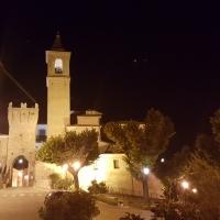 Saludecio di notte - Marco Musmeci - Saludecio (RN)