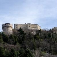 Fortezza di San Leo, vista dal paese - Paolo Crociati - San Leo (RN)