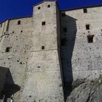 Rocca di San Leo, mura interne - Fringio - San Leo (RN)