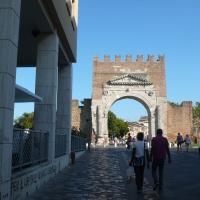 Arco di Augusto-Rimini 1 - RatMan1234 - Rimini (RN)