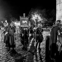 La Legio XIII sotto l'Arco di Augusto-29 - Massimo Saviotti - Rimini (RN)
