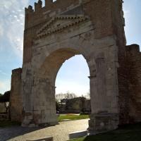 L'Arco di Augusto a Rimini - Supermabi - Rimini (RN)