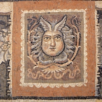 Mosaico domus chirurgo 6 - Paperoastro - Rimini (RN)