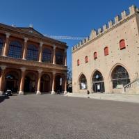 Piazza Cavour particoalre - Letizia Carabini - Rimini (RN)