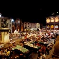 Rimini Piazza Cavour Mercato Antiquariato by Saro Di Bartolo-01 - Saro di bartolo - Rimini (RN)