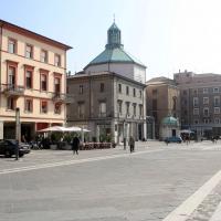 Rimini Piazza Tre Martiri by Saro Di Bartolo 01 - Saro di bartolo - Rimini (RN)
