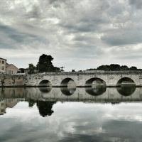 Ponte di Tiberio - Rimini - Giovanna Levati - Rimini (RN)