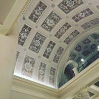 Geometrie della volta, Teatro Galli - Supermabi - Rimini (RN)