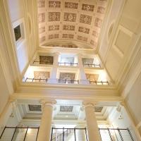 Ingresso teatro galli ristrutturazione 2016 - Letizia Carabini - Rimini (RN)