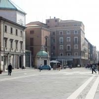 Rimini Tempietto di Santo Antonio Piazza Tre Martiri by Saro Di Bartolo 01 - Saro di bartolo - Rimini (RN)