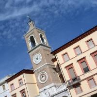 Rimini Torre Orologio Piazza Tre Martiri by Saro Di Bartolo 02 - Saro di bartolo - Rimini (RN)