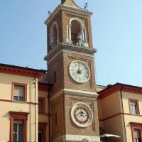 Rimini Torre Orologio Piazza Tre Martiri by Saro Di Bartolo 01 - Saro di bartolo - Rimini (RN)