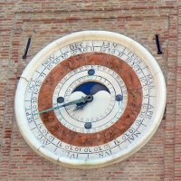 Orologio astronomico torre orologio Rimini - Paperoastro - Rimini (RN)