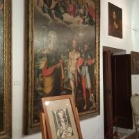 """Mostra """"Confronti d'Arte"""" San Sebastiano di Francesco Nonni - Marco Musmeci - Saludecio (RN)"""