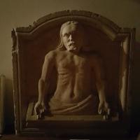Pietà lapidea - Marco Musmeci - Saludecio (RN)