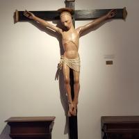 Il Crocifisso quattrocentesco - Marco Musmeci - Saludecio (RN)