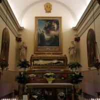 La Cappella di Santo Amato Ronconi da Saludecio - Marco Musmeci - Saludecio (RN)