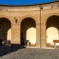 Loggiato 1 - Massimiliano Fraternale Meloni - Mondaino (RN)