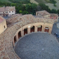 Loggiato del castello di Mondaino - Thomass1995 - Mondaino (RN)