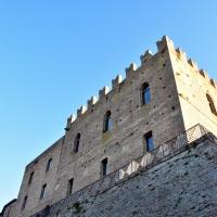 Rocca dal basso - Daniela Lorenzetti - Mondaino (RN)