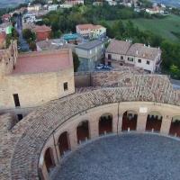 Rocca malatestiana di Mondaino - Thomass1995 - Mondaino (RN)