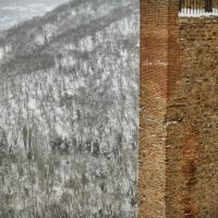 La Rocca e la neve8 - Larabraga19 - Montefiore Conca (RN)