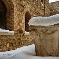 La Rocca e la neve31 - Larabraga19 - Montefiore Conca (RN)