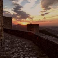 La Rocca....i suoi colori magici2 - Larabraga19 - Montefiore Conca (RN)